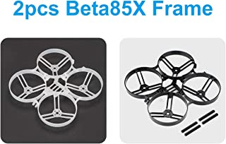 BETAFPV 2pcs Beta85X Cine Whoop Frame Kit Black and White Compatible for 1105 Brushless Motor Beta85X Cine Whoop Drone