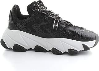 ASH Luxury Fashion Womens EXTREMENERO Black Sneakers | Fall Winter 19