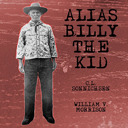 Alias Billy the Kid cover art