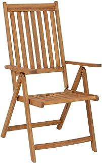 chaise de jardin bois