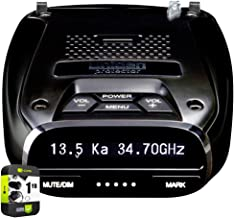 Uniden DFR7 Super Long Range Radar Detector with GPS Bundle with 1 Year Extended Protection Plan photo