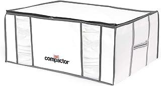 """Compactor, Housse de Rangement sous Vide, Taille XXL, 210L, Blanc """"Life"""", RAN3066"""