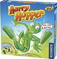 ハリーホッパー Harry Hopper ファミリー&アクションゲーム 日本語説明書付き