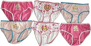 Mutand Intimo Cuccioli Mighty Pups Abbigliamento Bambina 100/% Cotone Morbido Confezione da 5 Mutandine Corte Bimba 18 Mesi-7 Anni Regalo Compleanno Bimbe Paw Patrol Mutande Bambina