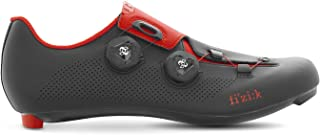 Men's Aria R3 Road Cycling Shoes - Black/Red