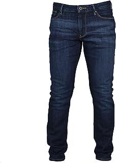 Armani Men's J06 Slim Fit Jeans Denim Blue