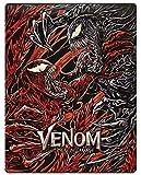 Venom - La Furia Di Carnage Steelbook Combo (Bd + Dvd) (Limited Edition) (2 Blu Ray)