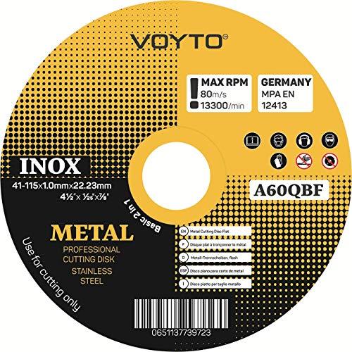 Discos corte acero inoxidable - discos corte metal