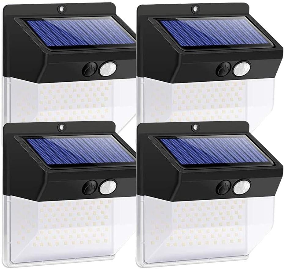 Solar Ranking TOP16 Light Philadelphia Mall Outdoor 136 LEDs Coastacloud Waterproof Se Wireless