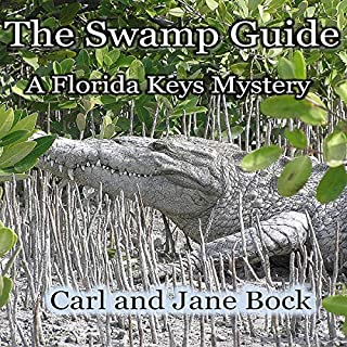 The Swamp Guide audiobook cover art