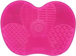 Idyandyans Silicone Trucco Spazzola di Pulizia Mat Makeup Brush Cleaner cosmetico del Rilievo Spazzola di Pulizia Scrubber