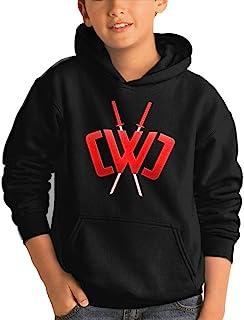 Chad Wild Clay Fashion Boys and Girl Custom Hoodie Youth Casual Sweater
