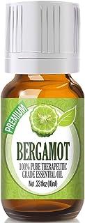 Sponsored Ad - Bergamot Essential Oil - 100% Pure Therapeutic Grade Bergamot Oil - 10ml