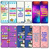 positive affirmations for kids bookmarks (30-pack)