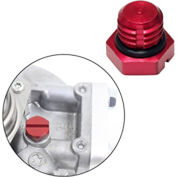 Amazon.com: EARLY BUS Aluminum Air Bleeder Screw for GM 2001-2017 Fuel  Filter Housing Compatible Replacement (6.0/6.6L) Duramax Diesel LB7, LLY,  LBZ, LMM, LML (red): AutomotiveAmazon.com