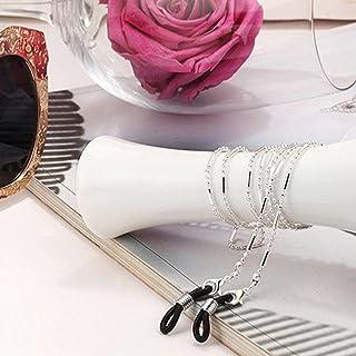 Steampunk fer boules chaîne Long collier/lunettes mode tour de cou chaîne de lunettes en métal femmes bijoux décoration ac...