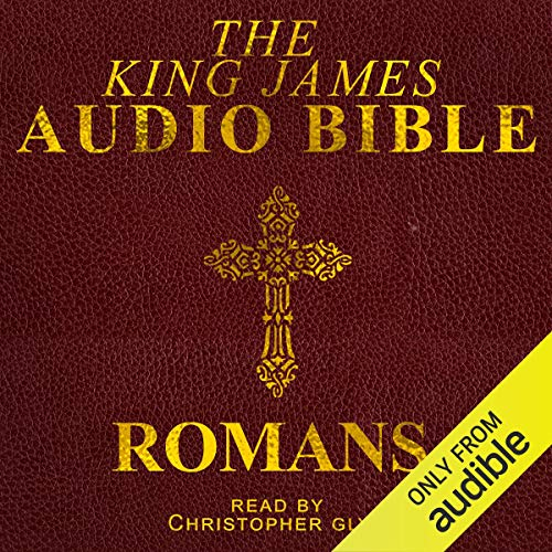 Romans (Pauline Epistle) audiobook cover art
