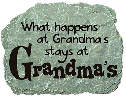 What Happens At Grandma's Stays At Grandma's Stepping Stone