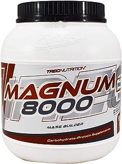 TREC Nutrición Magnum 8000–-polvo + creatina de proteína de suero para masa/peso/tamaño/fuerza