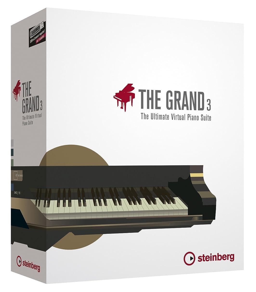 ルビースロープ隠されたSteinberg  ピアノ音源 The GRAND3 通常版(THEGRAND3R) 【国内正規品】