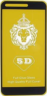 شاشة حماية 6 دي زجاج لانفينيكس زيرو 5 اكس 603 ، اسود