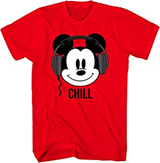 Mickey Mouse Chill Big Boys Graphic T Shirt