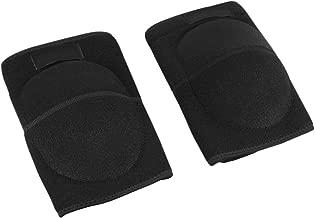 2 Packs(1 Pair) Kids Teens Adult Compression Basketball Knee Leg Sleeve Crashproof Padded Dancing Knee Protective Brace Support Protector Pad Warmers Adjustable Elastic Knee Straps Band Wrap Sleeves