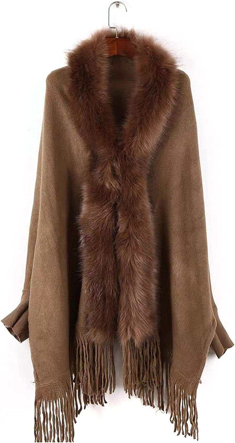 Winter Shawls And Wraps Womens Ponchos Cape Washington Mall Oversized Shipping included