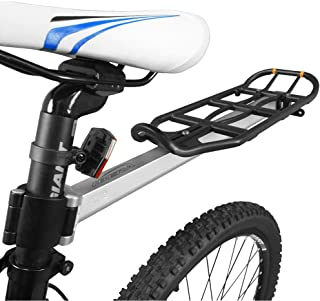 Ibera Parka IB-RA11 Bicycle Seat Post Commuter Carrier