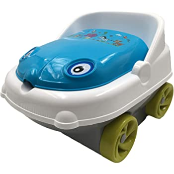 Plastic Musical Lux Potty Trainer for