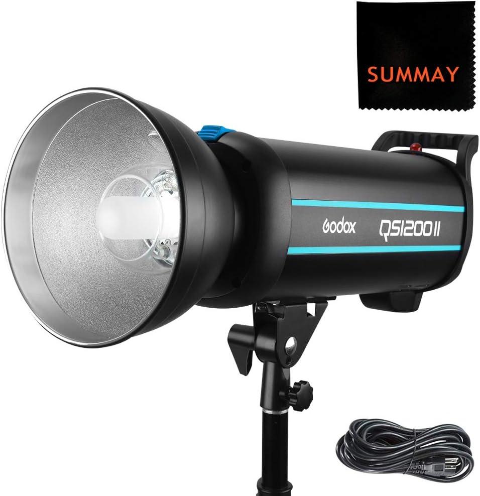 GODOX Challenge the lowest price QS1200II Studio Strobe 67% OFF of fixed price Flash Pho Professional 1200Ws Light