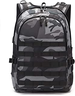 Mochila de camuflaje para viajes al aire libre, mochila para