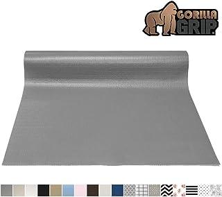 Gorilla Grip Original Smooth Top Slip-Resistant Drawer and Shelf Liner, Non Adhesive..