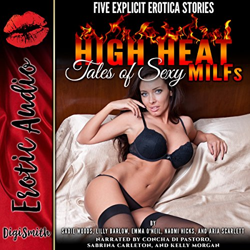 High Heat Tales of Sexy MILFs cover art