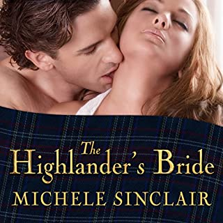The Highlander's Bride cover art