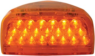 Grand General 77230 Amber 31-LED Peterbilt Headlight Turn Signal Sealed Light with 3 Wires for Front/Park/Turn Functions