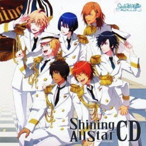 うたの☆プリンスさまっ(音符記号)Shining All Star CDの詳細を見る