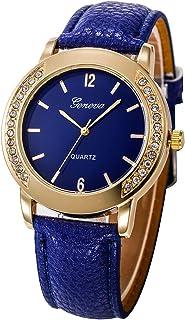 Womens Mens Quartz Watches,Hengshikeji Clearance Unique Quartz Dress Casual Simple Business Mens Watches Display