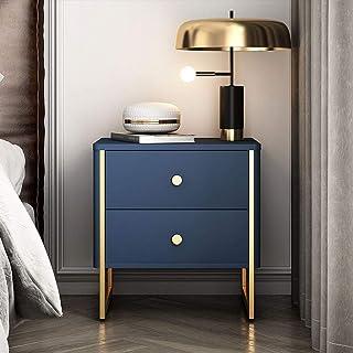 X&M Table de Chevet Salon Salon Canapé Cabinet Cabinet Petit Appartement Chambre à Coucher Mini Nordique Cabinet de Chevet...