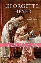 Lady of Quality (Regency Romances Book 28)