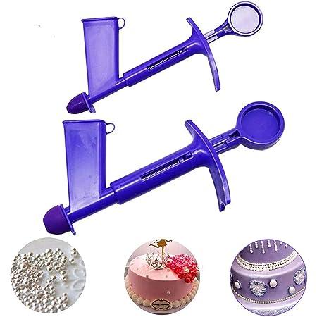 Plastic Pearl Applicator Fondant Cake Decorating Pearl Ball Applicator Tools