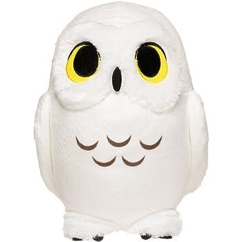White QHP403 Quantum Mechanix QMXHP-0403 Harry Potter Hedwig Plush Standard