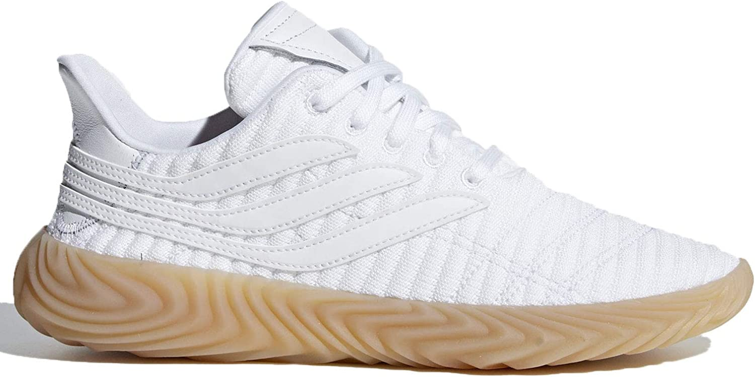 Adidas Men's Sobakov Cloud White Gum BB7666