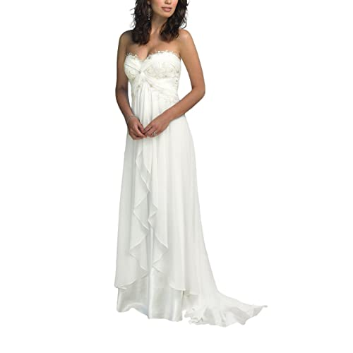 Long Dress For Wedding At The Beach Amazon Com