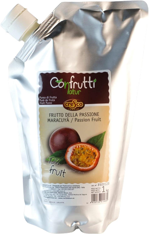 Puré de Frutas Confruttinatur - Maracuyá 1kg