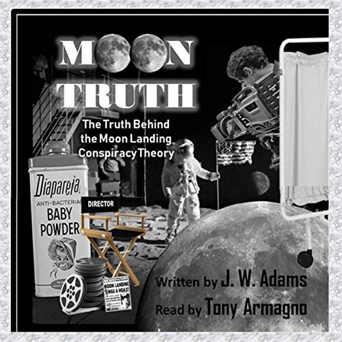 Moon Truth audiobook cover art