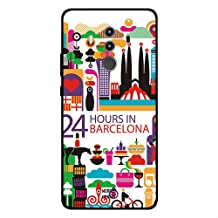 Huawei Mate 10 Pro Case Cover 24 Hours in Barcelona