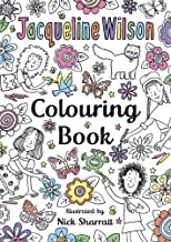 JACQUELINE WILSON COLOURING BOOK,