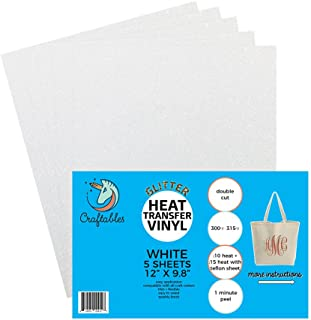 Best glitter transfer paper for t shirts Reviews
