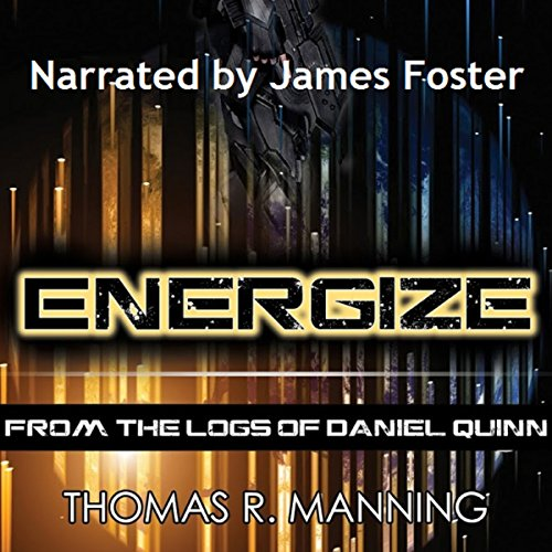 Energize audiobook cover art